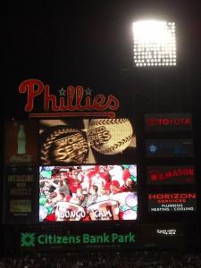 Game Five In Philadephia