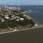 Charleston, SC Battery Ariel