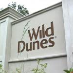 Wild Dunes Entrance Sign Charleston, SC