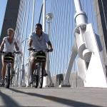 Ravenel Bridge Bicycling Charleston, SC