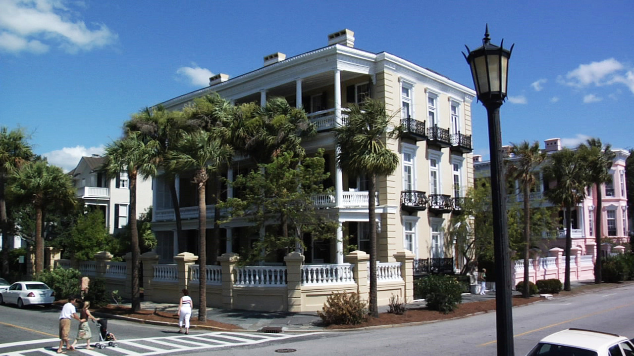 The Battery Charleston, South Carolina