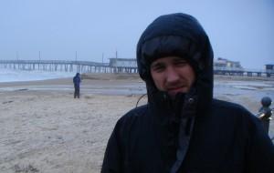 Audio Operator Andrew Uvarov