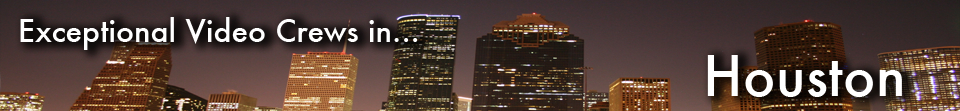 Houston, Texas Video Production Services
