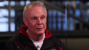 Bo Ryan, coach of the Wisconsin Badgers, sits down with Rachel Nichols.