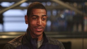 UCONN coach, Kevin Ollie sat down with us too.