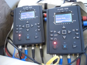 The Flash XDR Recorders With HD-SDI, Audio, & Timecode