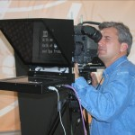 The Technical Director - signing off on the shot