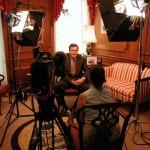 Interviewing Florida Governor Jeb Bush